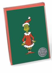 Cover of: The Grinch Christmas Cards (3064)