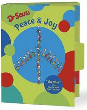 Cover of: HN12 - Dr. Seuss Whos Christmas Cards