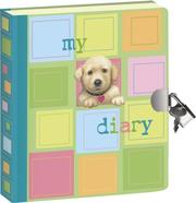 Cover of: 3845 - Puppy in Squares Lock & Key Diary