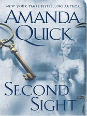 Cover of: Second Sight (The Arcane Society, Book 1)