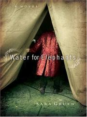 Cover of: Water for Elephants