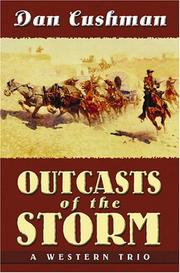 Cover of: Outcasts of the Storm
