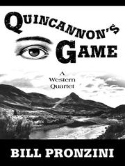 Cover of: Quincannon's game: western stories