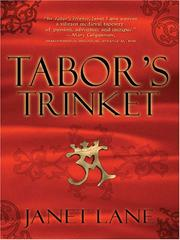 Cover of: Tabor's Trinket