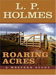 Cover of: Roaring acres
