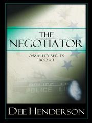 Cover of: The Negotiator