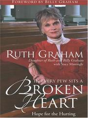 Cover of: In every pew sits a broken heart