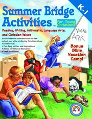 Cover of: Summer Bridge Activities For Young Christians | Julia Ann Hobbs