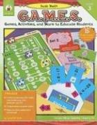 Cover of: Basic Math G.a.m.e.s. Grade 3 | Lynette Pyne
