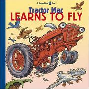 Cover of: Tractor Mac Learns to Fly (Tractor Mac)