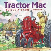 Cover of: Tractor Mac Builds a Barn (Tractor Mac)