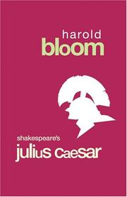 Cover of: Julius Caesar | Harold Bloom