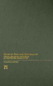 Cities of God And Nationalism by Khaldoun Samman