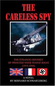 Cover of: The Careless Spy | Bernard Schwartzberg