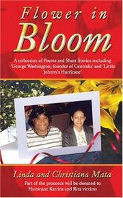 Cover of: Flower in Bloom | Linda Mata