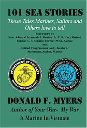 Cover of: 101 Sea Stories | Donald F. Myers