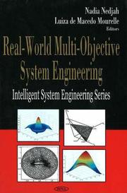 Cover of: Real-world multi-objective system engineering |