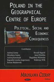 Cover of: Poland in the Geographical Centre of Europe: Political, Social And Economic Consequences