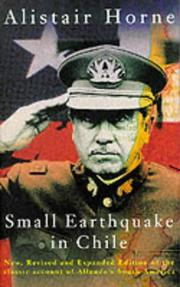 Cover of: Small Earthquake in Chile