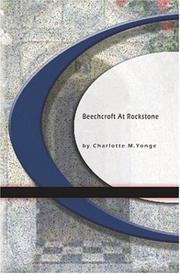 Cover of: Beechcroft At Rockstone
