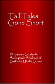 Cover of: Tall Tales Gone Short
