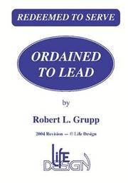 Cover of: Ordained to Lead