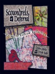 Cover of: Scoundrels of Deferral: Poems to Redeem Reflection