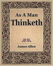 Cover of: As a Man Thinketh (1908)