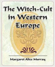Cover of: The witch-cult in Western Europe