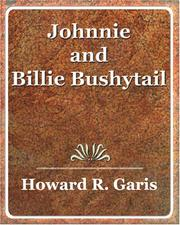 Cover of: Johnnie and Billie Bushytail