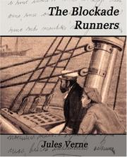 Cover of: The Blockade Runners