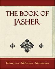 Cover of: The Book of Jasher - 1887 -