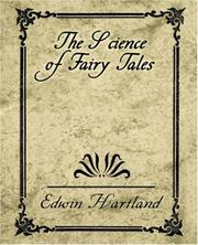 Cover of: The Science of Fairy Tales