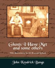 Cover of: Ghosts I Have Met