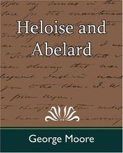 Cover of: Heloise and Abelard | George Moore