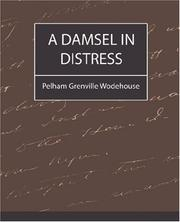 Cover of: A Damsel in Distress | P. G. Wodehouse