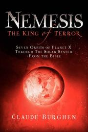 Cover of: Nemesis: The King of Terror | Claude Burghen