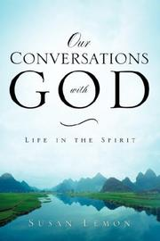 Cover of: Our Conversations with God | Susan Lemon