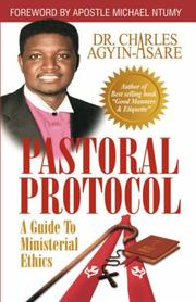 Cover of: Pastoral Protocol | Charles Agyin-Asare