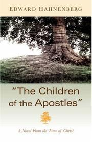 "Cover of: ""The Children of the Apostles"""