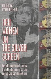 Cover of: Red women on the silver screen | Lynne Attwood