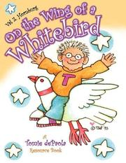 Cover of: On the wing of a whitebird | Hornburg, Val. Z.