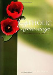 Cover of: Catholic Remarriage: A Workbook for Couples