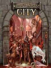Cover of: Worlds Largest City (Dungeons & Dragons d20 3.5 Fantasy Roleplaying) | Richard Farrese