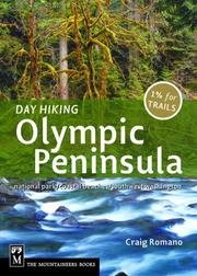 Cover of: Day Hiking, Olympic Peninsula (Done in a Day) | Craig Romano
