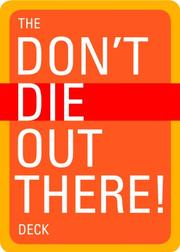 Cover of: The Don't Die Out There! Deck