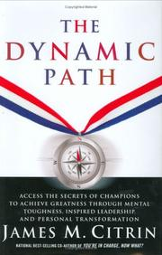 Cover of: The Dynamic Path
