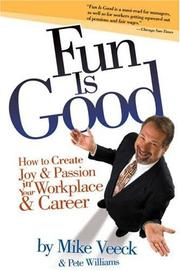 Cover of: Fun Is Good | Mike Veeck