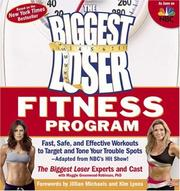 Cover of: The Biggest Loser Fitness Program | The Biggest Loser Experts and Cast