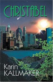 Cover of: Christabel